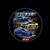 Image of RB26 GT-R Generations Sticker