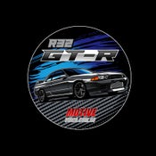 Image of R32 GT-R Sticker
