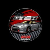 Image of R35 GT-R Sticker