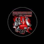Image of RB26 Twin Turbo Sticker