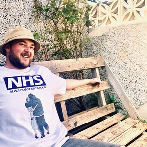 NHS - ALWAYS GOT MY BACK G [FUND RAISER ALL PROFITS TO NHS]