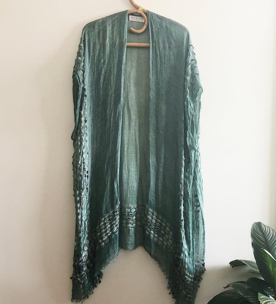 Image of Kimono Emerald