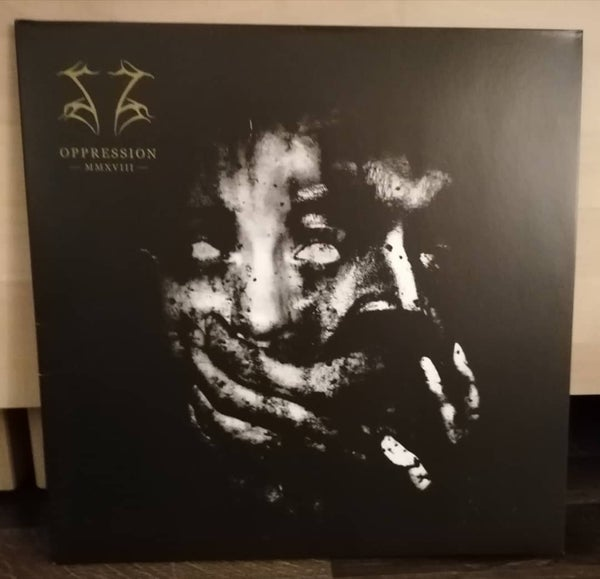 "Image of Shining ""Oppression"" LP (Black Vinyl)"