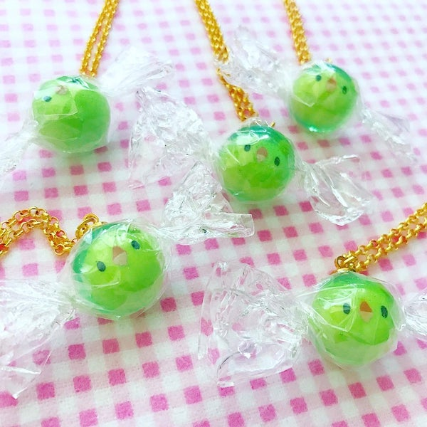Image of Solosis Candy Necklace