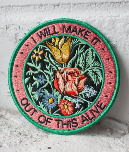 Image of Alive Patch
