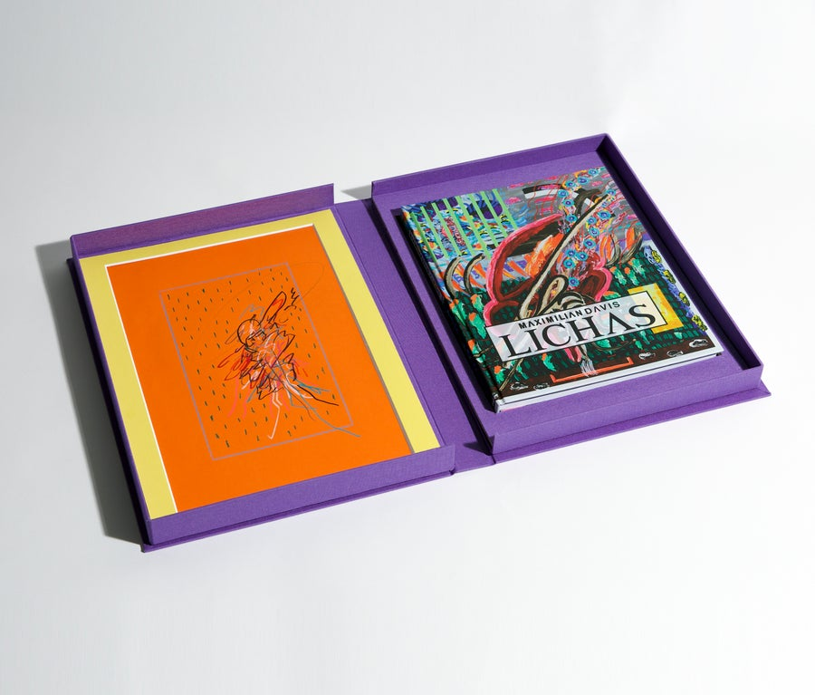 Image of LICHAS LIMITED EDITION BOX SET // incl. original drawing