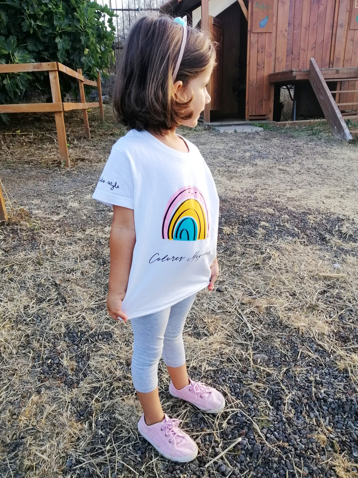ARCOIRIS - Camiseta personalizable