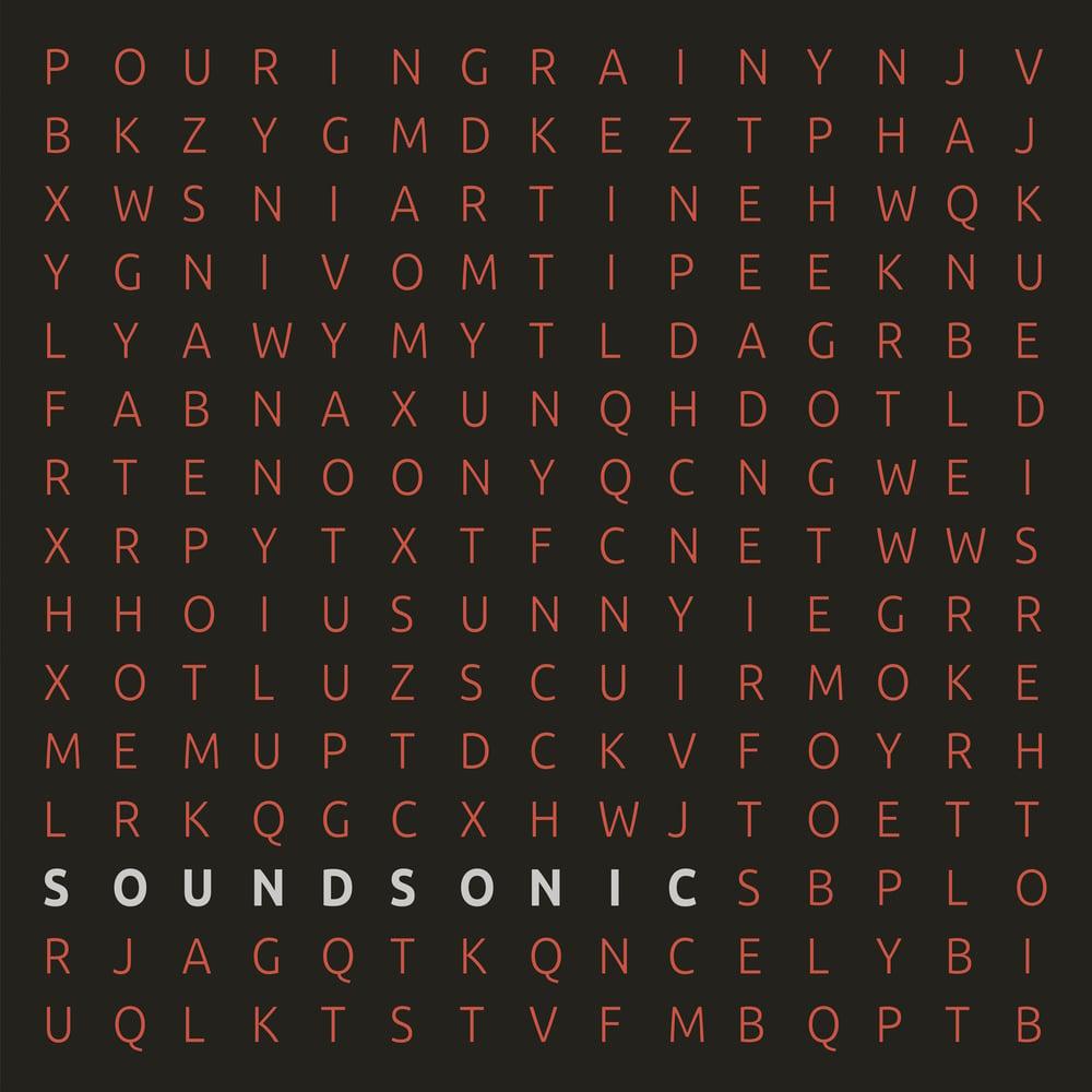 Image of Soundsonic LP VINYL (Gold)