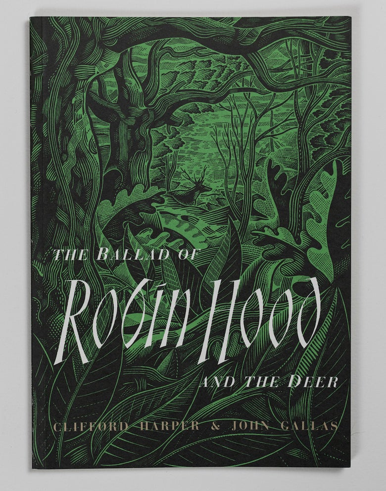 Image of The Ballad of Robin Hood and the Deer