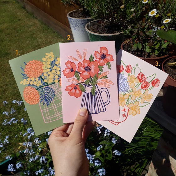 Image of Flower Cards