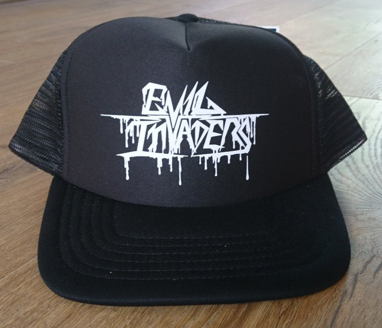 Image of Trucker Cap / Logo + Feed Me Violence