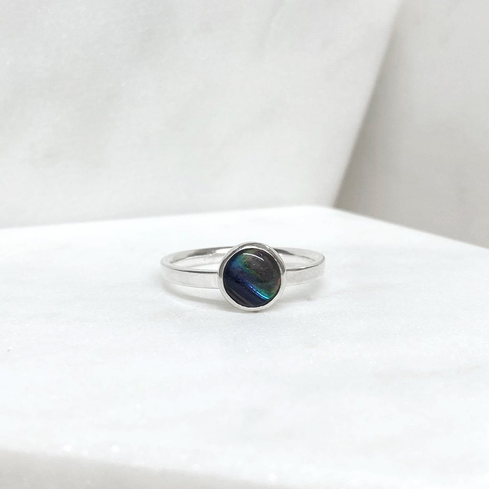 Image of Abalone Ring