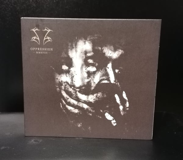 "Image of Shining ""Oppression"" Digipak (Signed Edition)"