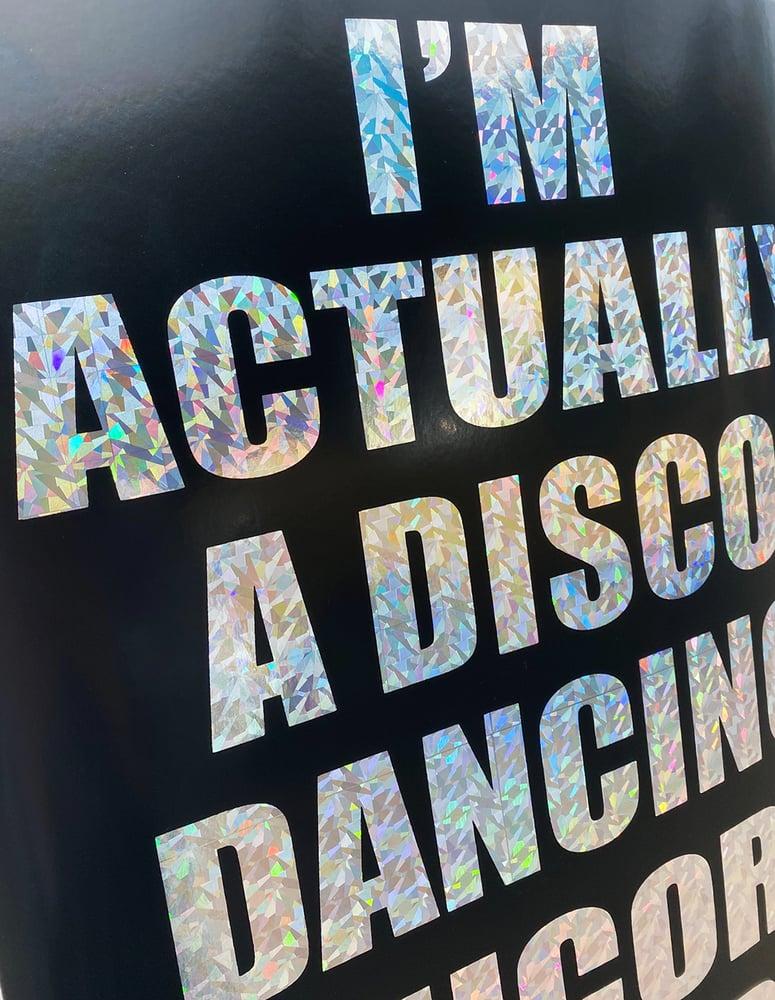 Image of Disco Dancing Unicorn