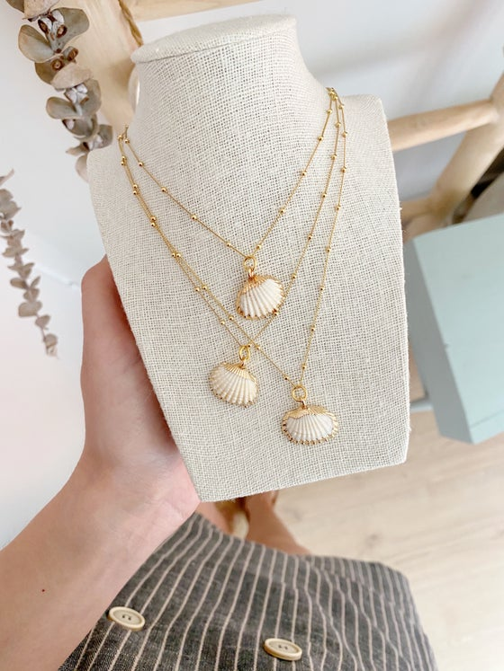 Image of Collar Mini Shell