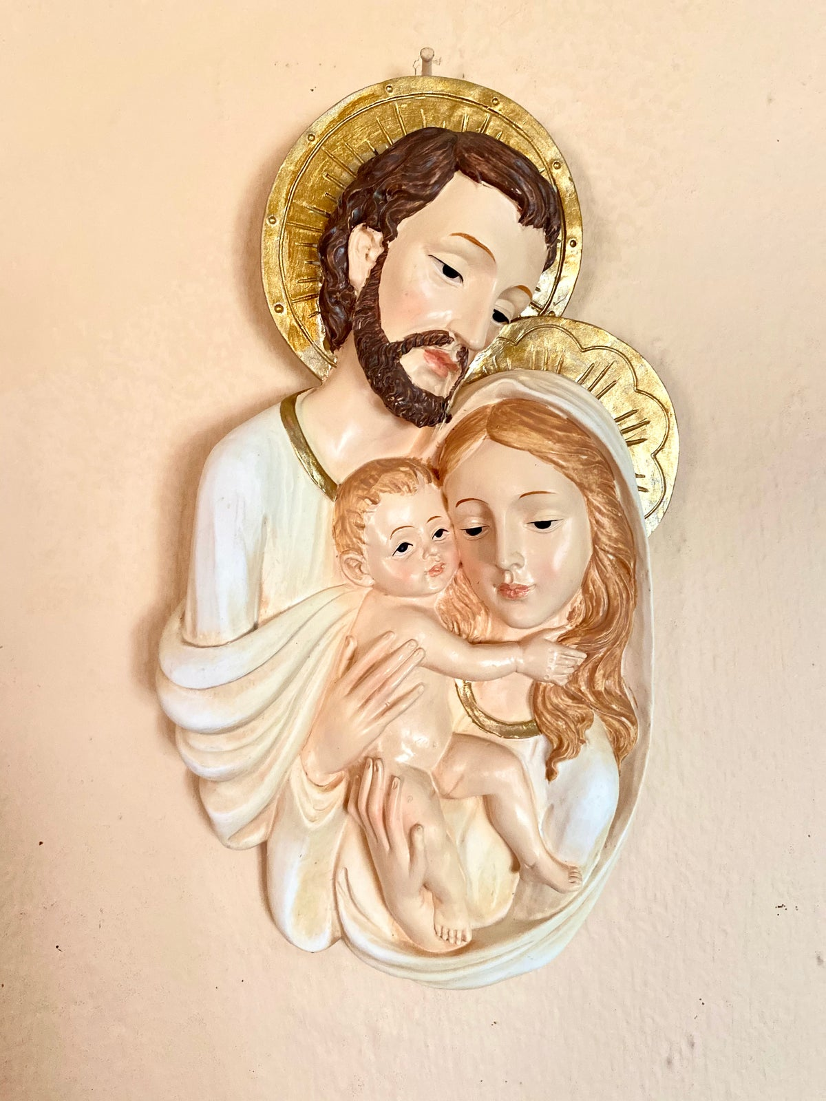 Image of Holy Family (Wall Plaque)