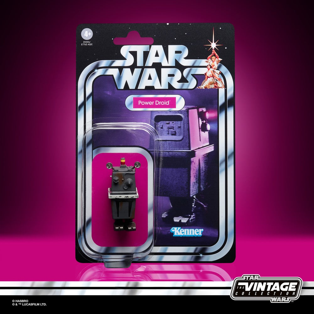 Image of Star Wars The Vintage Collection Power Droid 3 3/4-Inch Action Figure