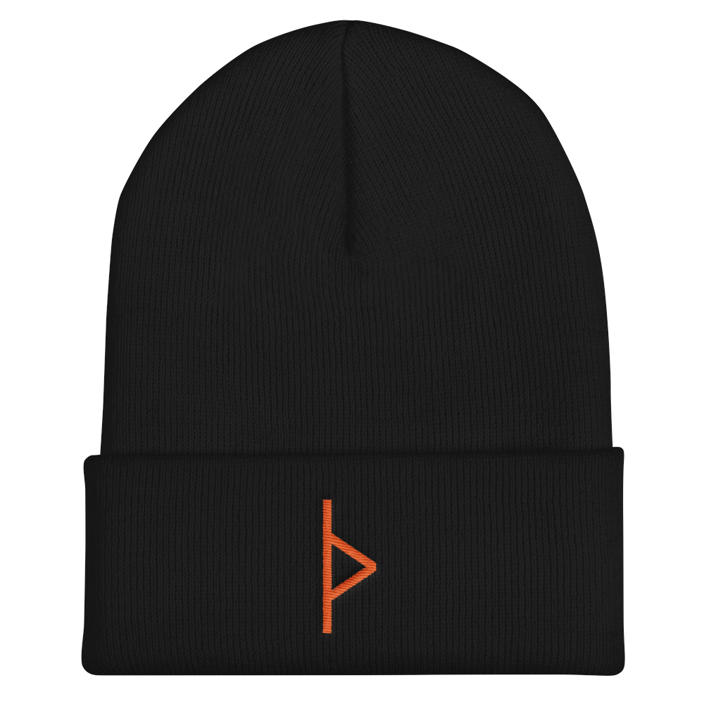 Image of THORN CULT KNIT BEANIE