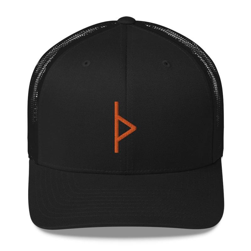 Image of THORN RETRO TRUCKER HAT