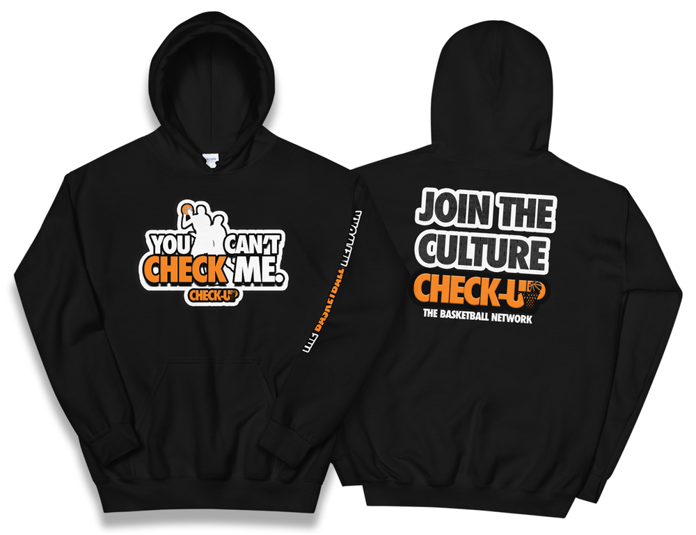 Image of You Can't Check Me (Hoodie)
