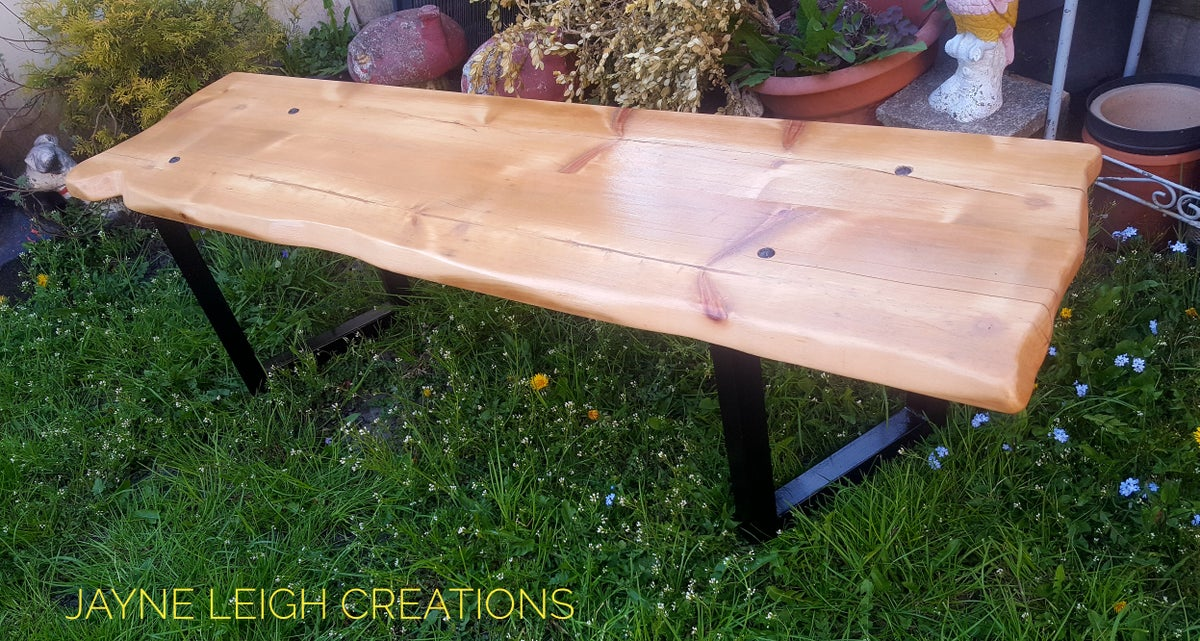 Image of Pitch Pine Bench