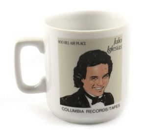 Image of Julio Iglesias '1100 Bel Air Place' Mug
