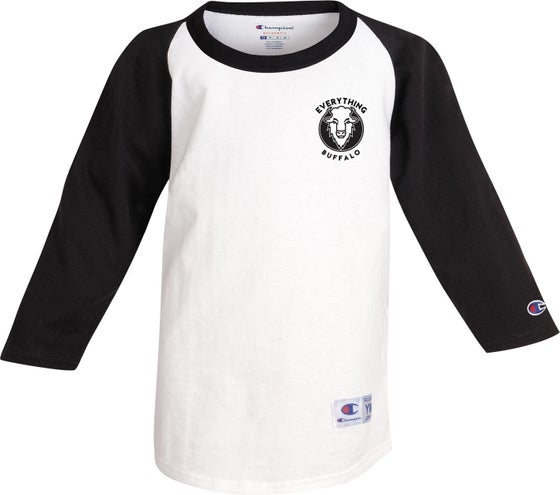 Image of EB Champion Baseball Tee
