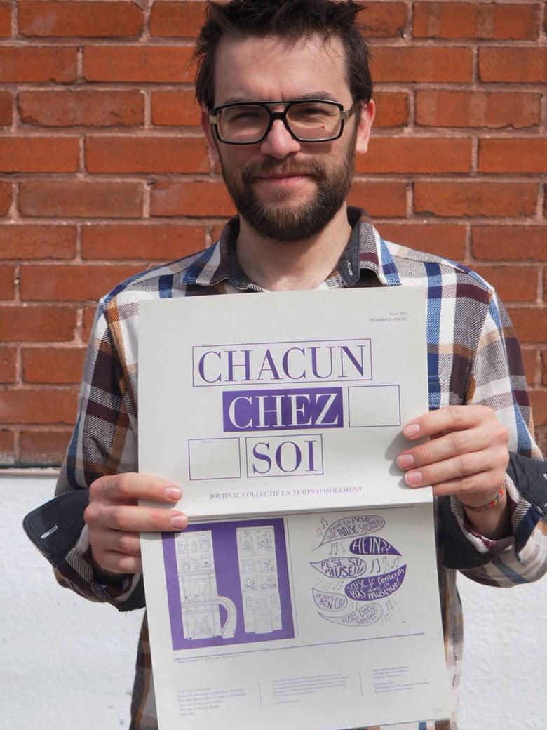 Image of Chacun chez soi - numéro 2