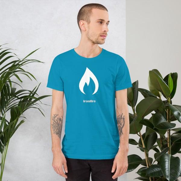 Image of Flame Logo T-Shirt