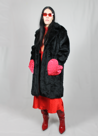 Image of Scorpio love coat