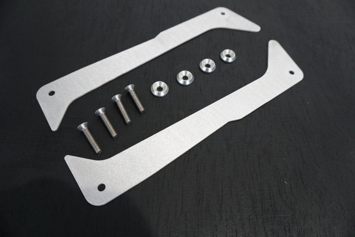 FLP - Ruckus Side Steps w/ hardware