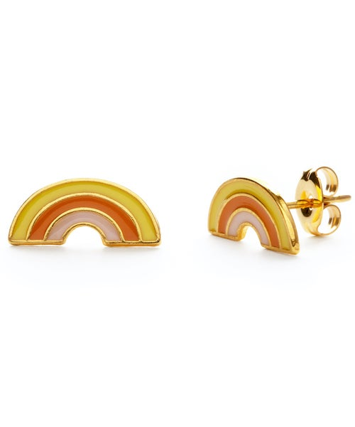 Image of Amano Retro Rainbow Studs