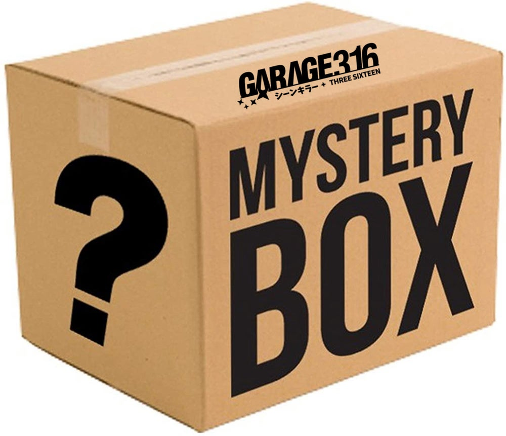 Image of MYSTERY BOX • 13 ITEMS