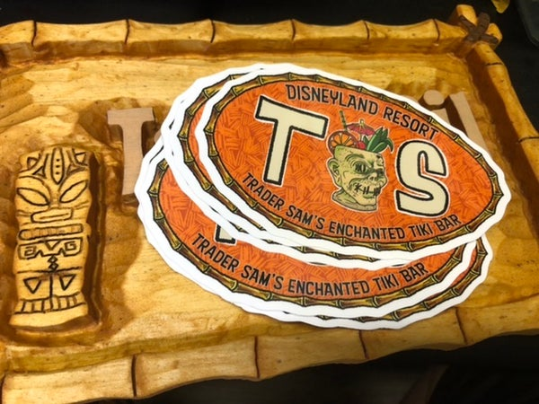 Image of Trader Sam's ETB Sticker (West Coast)