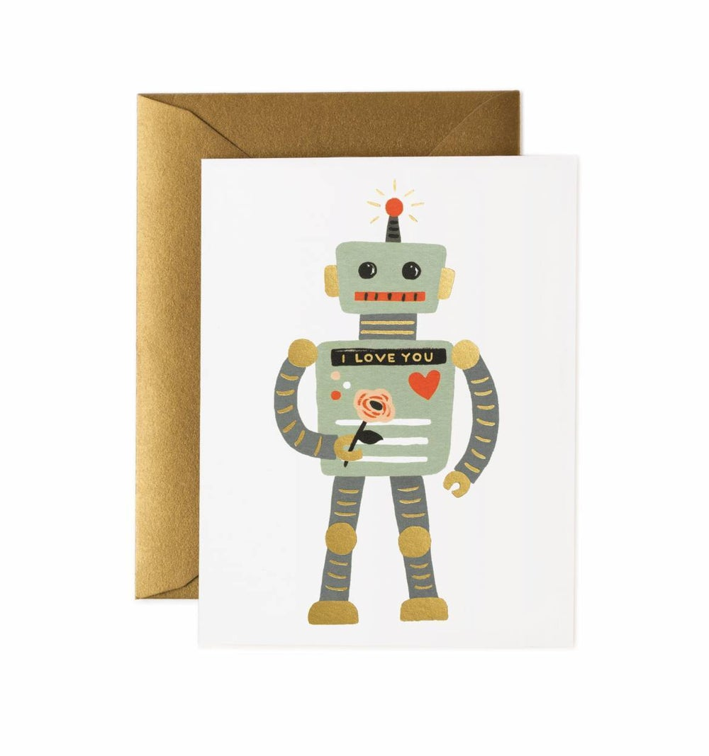 Image of LOVE ROBOT