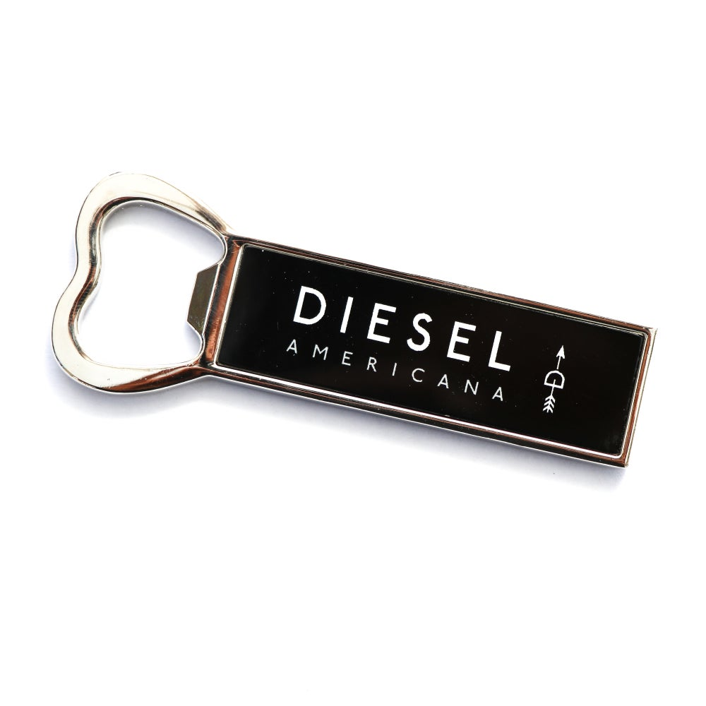 Image of Americana Bottle Opener - LIMITED EDITION - LAST ONE!