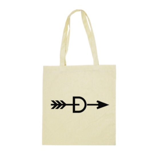Image of Calico Tote Bag - LAST ONE!