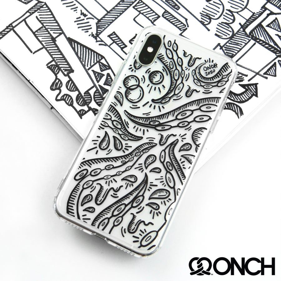 Image of Tentacles Doodle Phone Case
