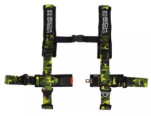 Image of 4 Point Racing Harness