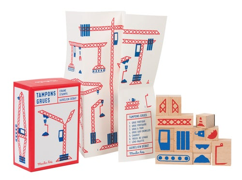 Image of TAMPONS CHANTIER