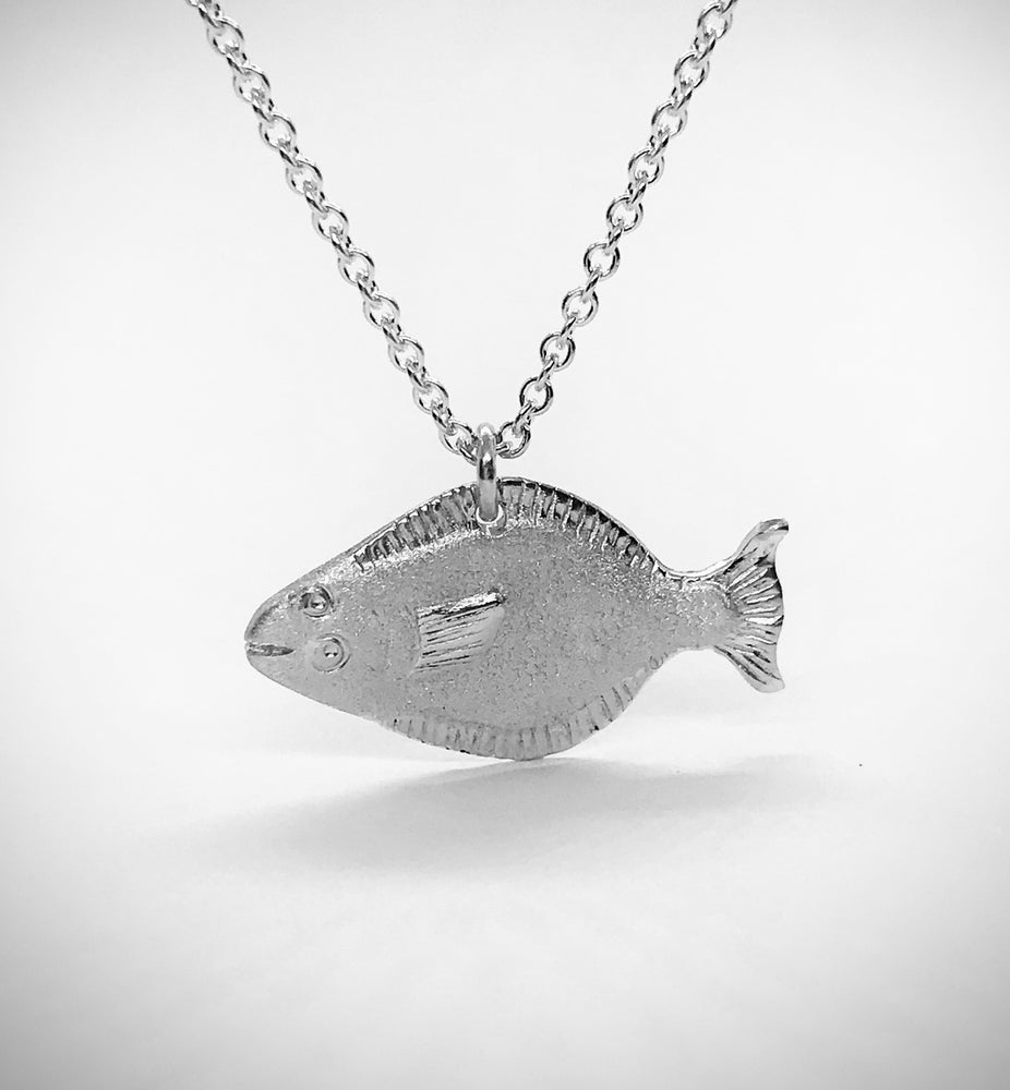 Image of Little Fluke Pendant