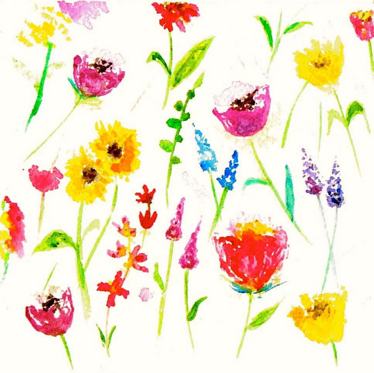 Image of Wildflower Greeting Card