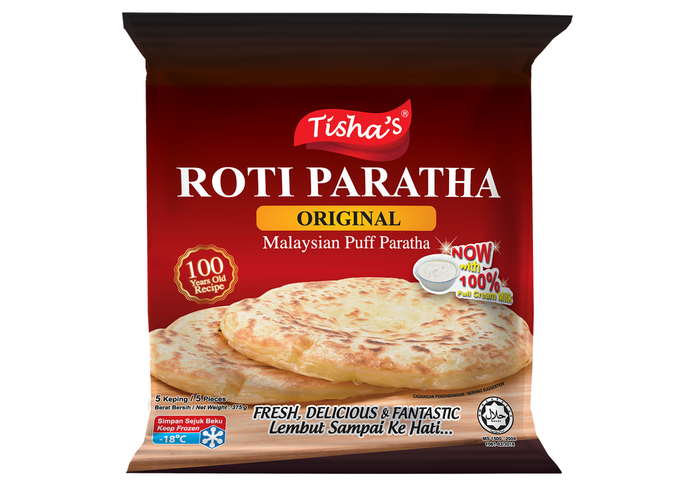 Image of ROTI PARATHA ORIGINAL
