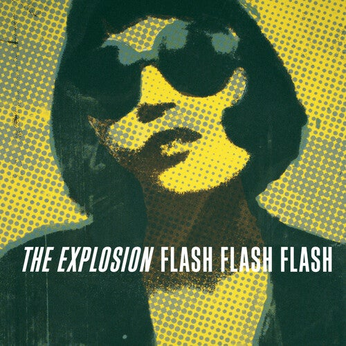 Image of The Explosion - Flash, Flash, Flash LP (indie clear vinyl)