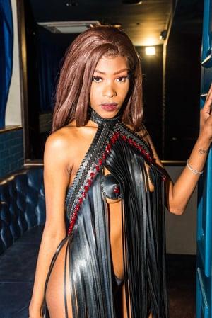 Image of Tassel dress