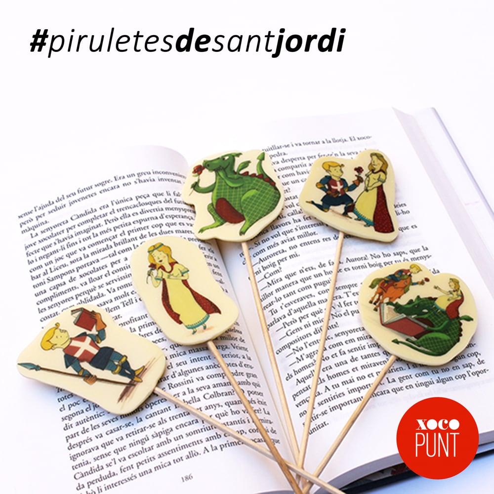 Image of PIRULETES - Sant Jordi