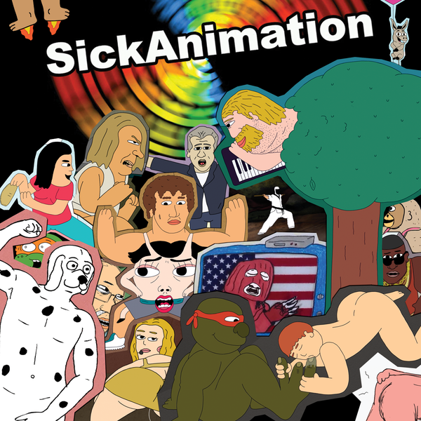 "16 Song 7"" - Sick Animation Shop"