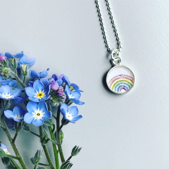 Image of Rainbow Pendant