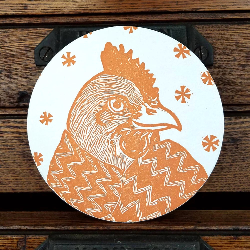 Image of Chicken Coasters