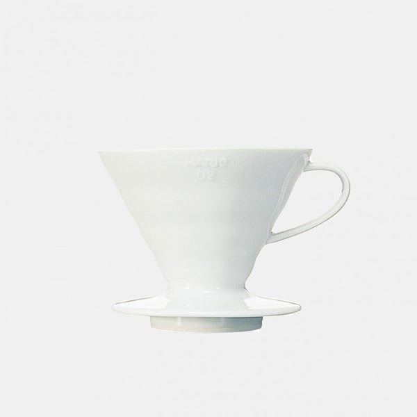 Image of Dripper filtre V60 en céramique Hario